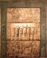 1977 / 105 x 85 / Tempera on Canvas